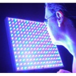 Red-Blue LED Light Therapy