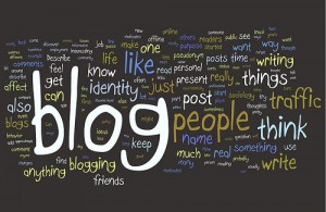 Origins of a blog