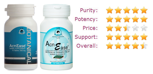 AcnEase star rating